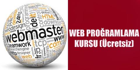 ismek web programlama kursu Bilgisayar Kursu