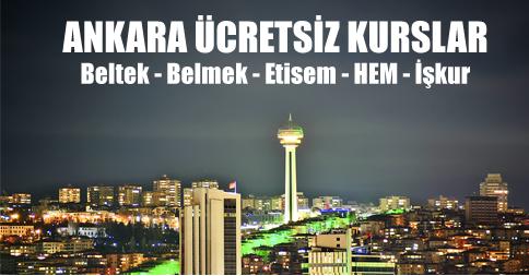 Ankara Kurs Rehberi