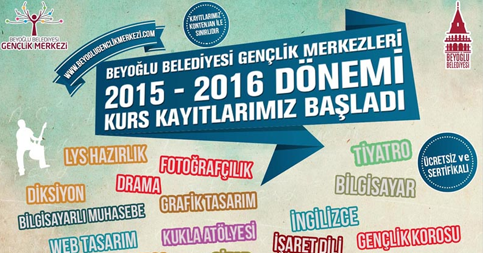 Beyoğlu Belediyesi Kursları