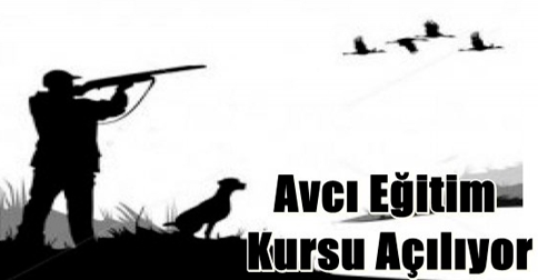 Avcı Eğitimi