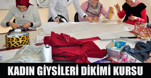 Bayan Giyim Kursları