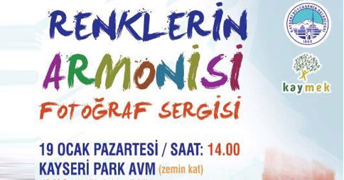 Kayseri Park AVM Resim Sergisi
