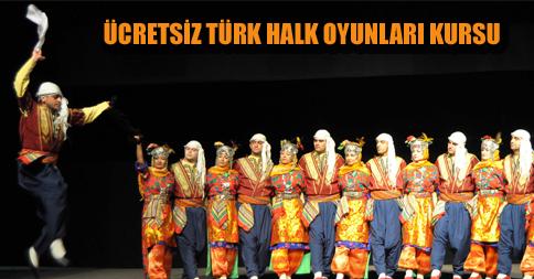 Türk Halk Oyunları Eğitimi