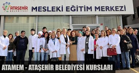 Ataşehir Belediyesi Kursları