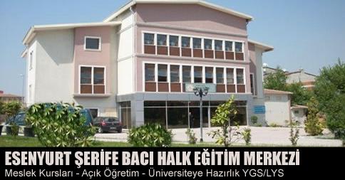 Esenyurt Şerife Bacı Halk Eğitim Merkezi