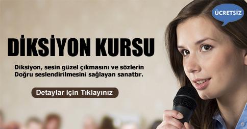 İstanbul'da Diksiyon Eğitimi