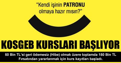 İstanbul Kosgeb Eğitimleri