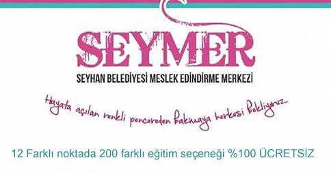Adana Seyhan Belediyesi Kurs